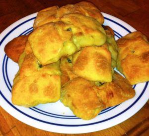 Karl's Uyghur Lamb Samsa (Baked Samosa)