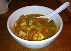 Karl's Chickem Casablanca Soup