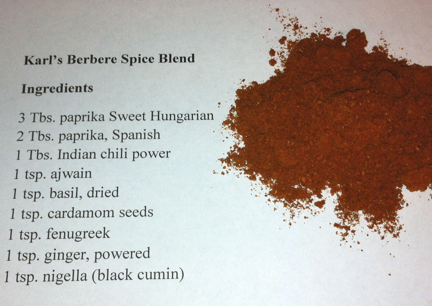 Ethiopian Spiced Clarified Butter (Niter Kibbeh) Recipes — Dishmaps
