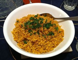 Karl's Greek Lemon Pilaf