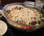 Karl's Greek Orzo Salad