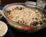 Karl's Greek Orzo Salad