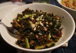 Karl's Kale with Mushrooms