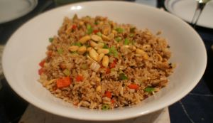 Karl's Peanut Rice