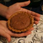 The Inverted Peanut Butter Cup of the Lueck Ladies