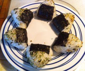 Eilene's Onigiri (Rice Balls)