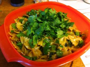 Karl's Cold Sichuan Noodles, California Style
