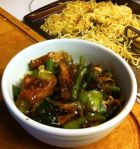 Karl's Sichuan Chicken and Pan Fried Noodles