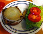 Karl's Teriyaki Tofu Burgers