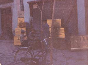 Kashgar Woven Brass Boxes