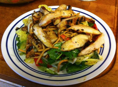 Karl's Chinese Chicken Salad