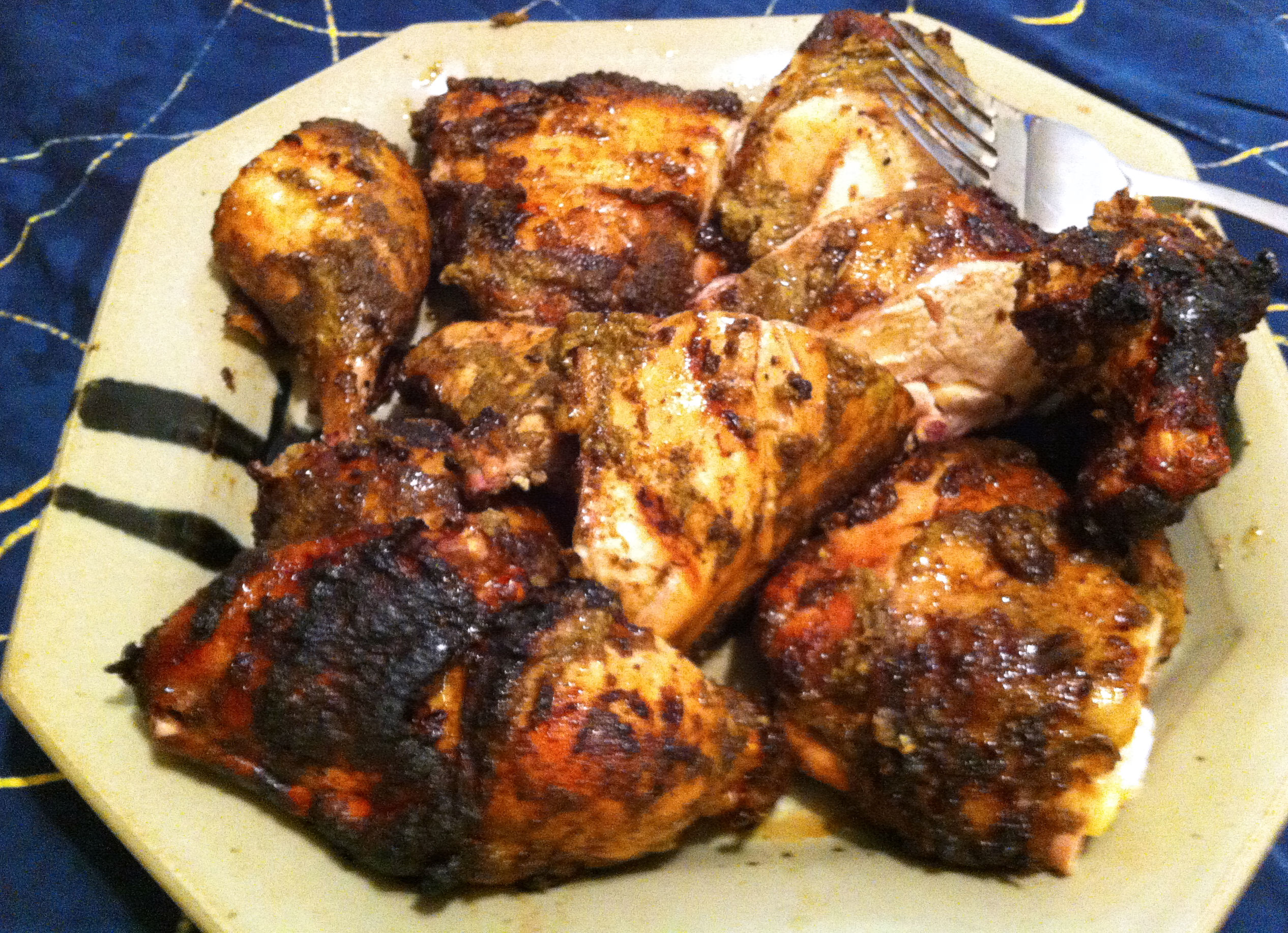 Karl's Jamaican Jerk Chicken