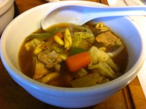 Karl's Refrigerator Chicken Soup