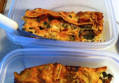 Karl's Vegetarian Lasagna