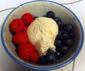 Jan' Red, White, and Blueberries