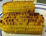 Karl's Garlic Barbequed Corn