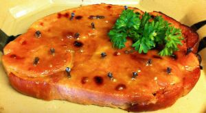 Karl's Ham Steak