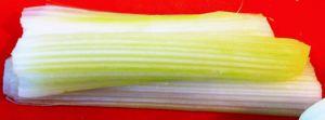 Peeled Celery