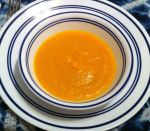 Karl's Carrot, Coconut and Ginger Soup