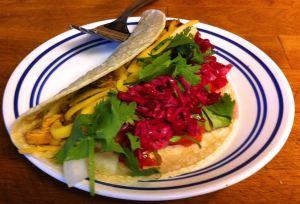 Karl's Chicken Tacos