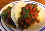 Karl's Tacos de Lengua (Beef Tongue)