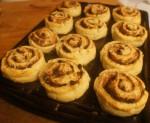Karl's Cinnamon Scone Pinwheels