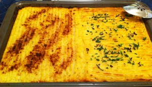 Karl's Indian Shepherd's Pie
