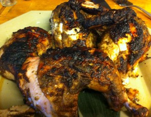 Karl's Jamaican Jerk Chicken II
