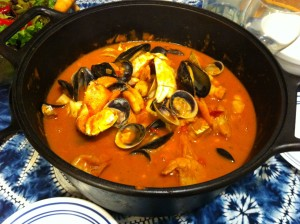Karl's Cioppino
