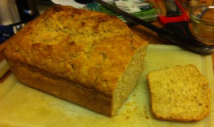 Karl's Guinness Beer Bread II
