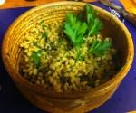 Karl's Herbed Barley