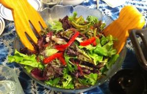 Karl's Roasted Green Bean Salad