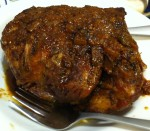 Karl's Caucasus Style Braised Pork Shoulder
