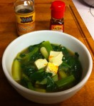 Karl's Chinese Broccoli Chicken Soup