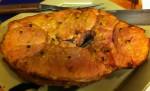 Karl's Dijon Ham