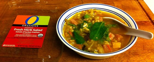 Karl's Ham and Barley Soup