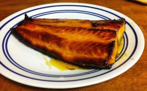 Karl's Orange Glazed Salmon