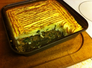 Karl's Shepherd's Minced Pie