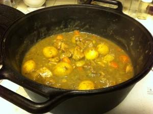 Karl's Wise Sage Stew