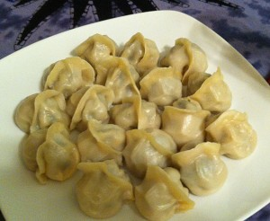 Why don't my Jiaozi come out looking like clouds of tastiness?