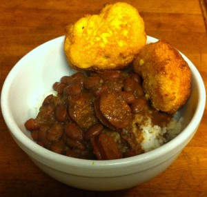 Karl's Louisiana Red Beans and Rice