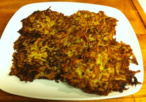 Karl's Potato Latkes