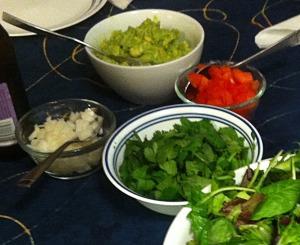 Karl's Quick Guacamole
