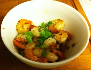 Karl's Szechuan Salt & Pepper Shrimp III