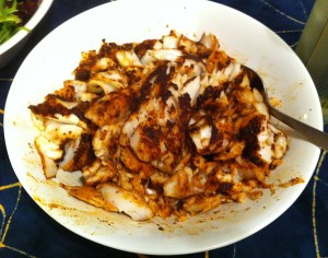 Karl's Veracruz-style Fish Tacos II