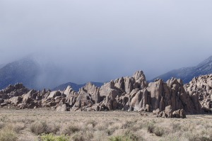 Alabama Hills 1, Owens Valley