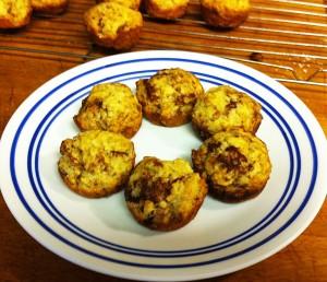 Jan's Morpheus Mini Muffins
