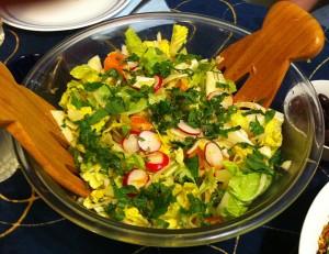 Karl's Moroccan Salad