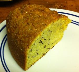 Karl's Shire Seed Cake