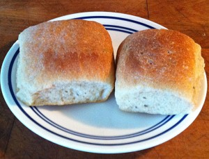 Karl's Rosemary Slider Buns / Dinner Rolls